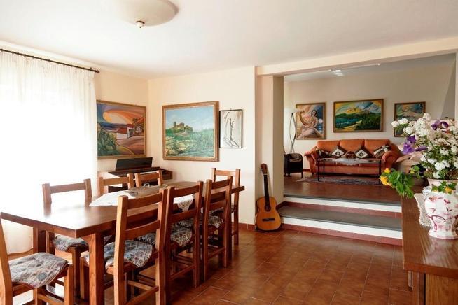 Agriturismo Toskana Ferienhaus Für 12 Personen In Monsummano Terme