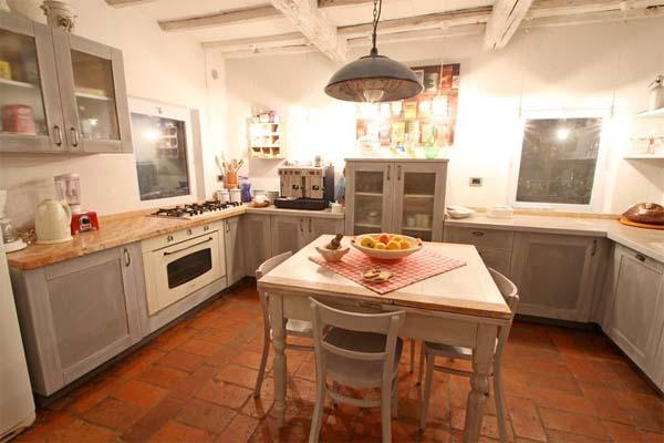 ferienhaus toskana mit hund 10 personen san casciano dei bagni ... - Toskana Küche