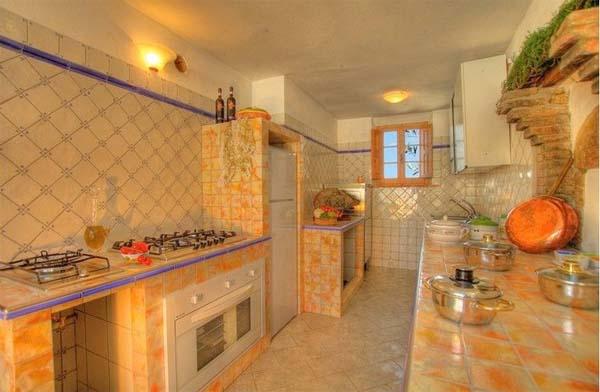 ferienhaus toskana mit hund 15 personen montepulciano | ferienhaus ... - Toskana Küche