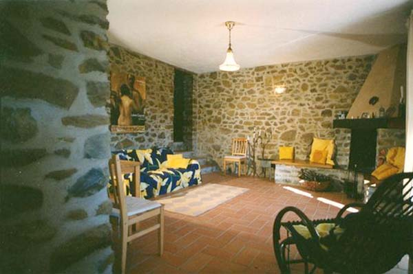 Ferienhaus Toskana Mit Hund 6 Personen Santa Fiora