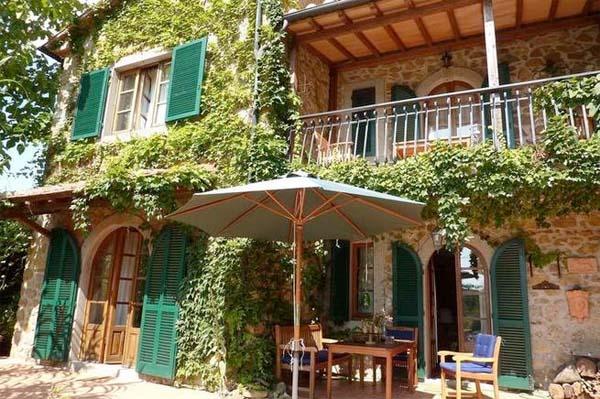 ferienhaus toskana mit hund 6 personen santa fiora On günstige immobilien am meer italien