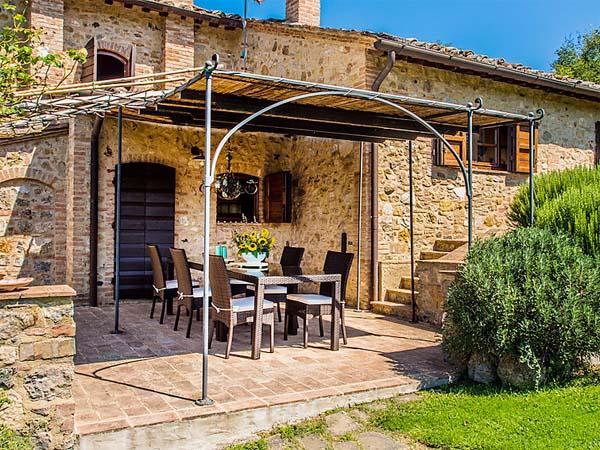 Ferienhaus toskana mit hund 8 personen san gimignano ferienhaus toskana - Toskana garten ...