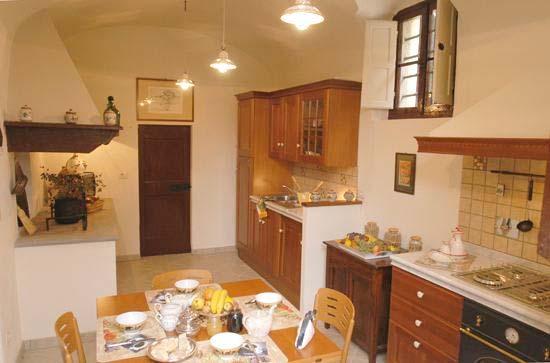 ferienhaus toskana mit pool 10 personen pistoia | ferienhaus toskana - Toskana Küche