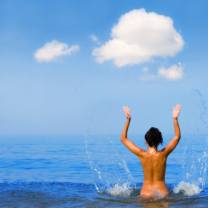 fkk sonnenbaden