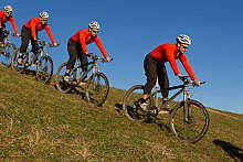 Mountainbike Toskana