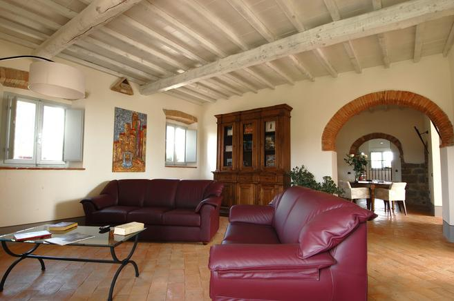 Luxus Ferienhaus Toskana 13 Personen San Gimignano ...