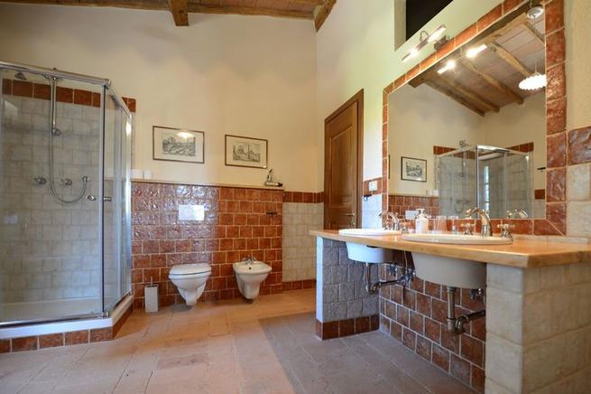 Elegant Luxus Ferienhaus Toskana Für 20 Personen In Buonconvento