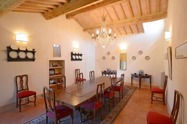 Luxus Ferienhaus Toskana Für 20 Personen In Buonconvento