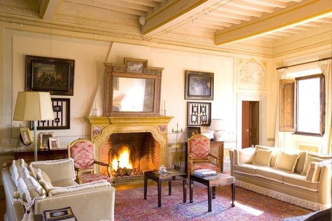 Villa Toskana Fr 12 Personen In Castelfiorentino